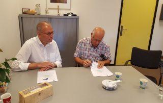 Ondertekening contract SCZ Van Leeuwen 320x202 - Nieuws