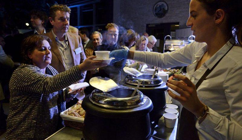 vlc verzorgt catering voor mkb bijeenkomst klaar voor de start 2018