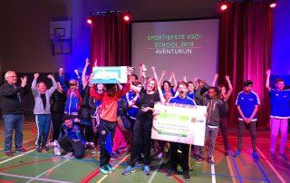VSO Aventurijn 320x202 - Van Leeuwen Catering sponsort verkiezing sportiefste school