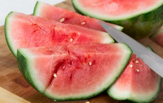 watermelon 1969949 1920 320x202 - Verfrissende watermeloen smoothie