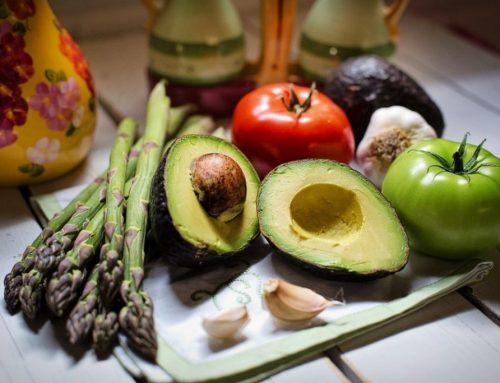 Duurzaamheid: groenten en fruit uit het seizoen