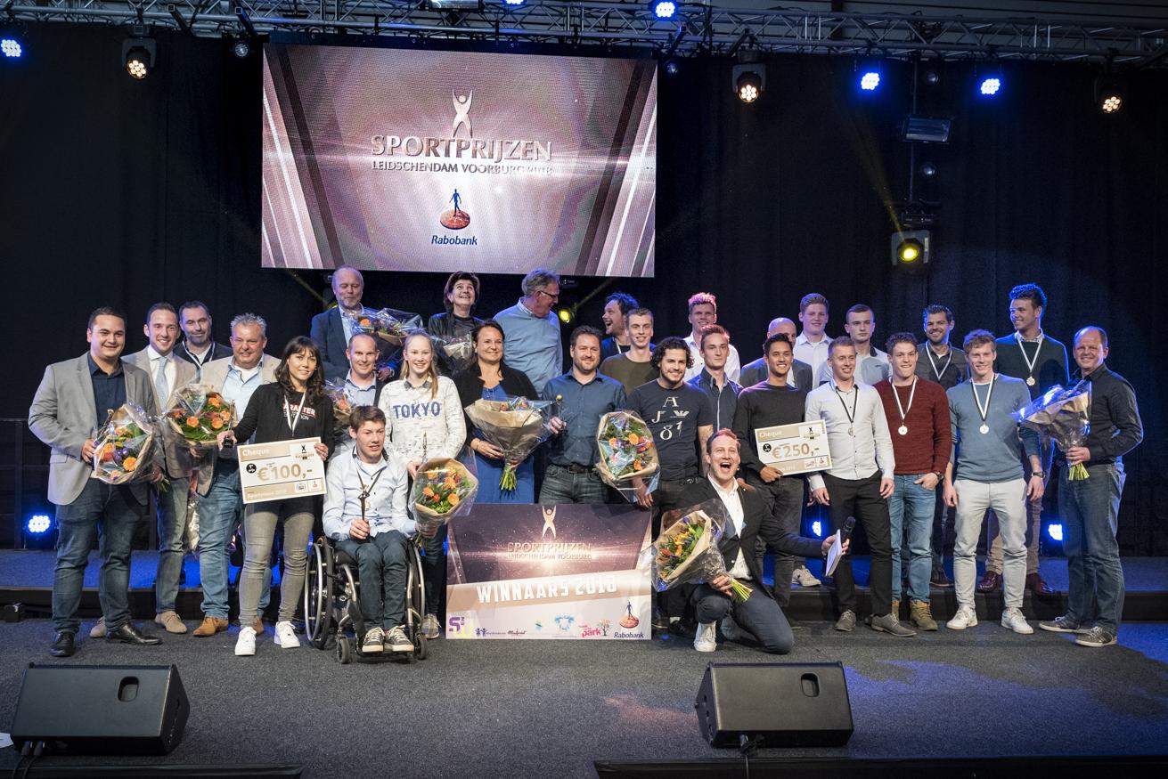 2019 02 18 Hein Athmer 8960 LR - Van Leeuwen Catering sponsort sportprijs Leidschendam-Voorburg 2018