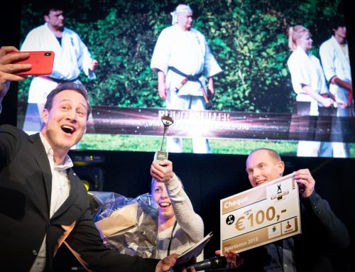 Van Leeuwen Catering sponsort sportprijs Leidschendam-Voorburg 2018