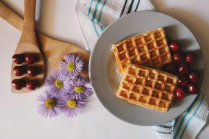 bread cherries daisies 131056 300x200 - Dag van de Wafel