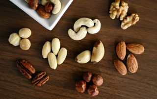 almond almonds brazil nut 1295572 320x202 - Let's go Nuts!