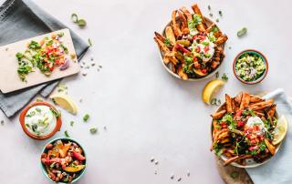 blog vegetarisch 320x202 - Maand van de gezondheid