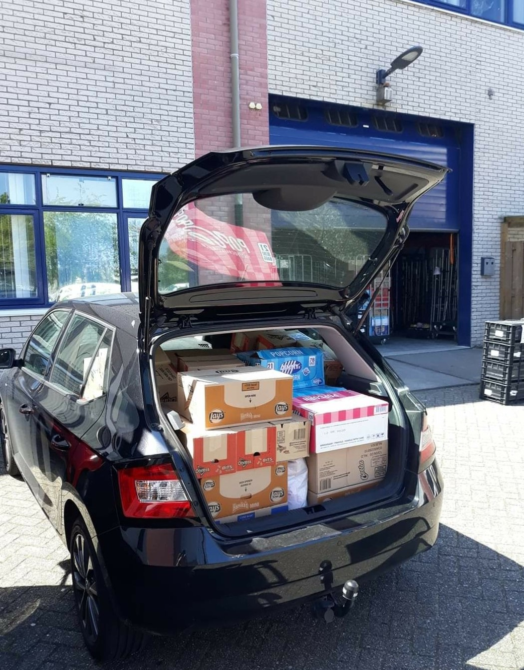DT 2 - Drive-through gaat in juni door