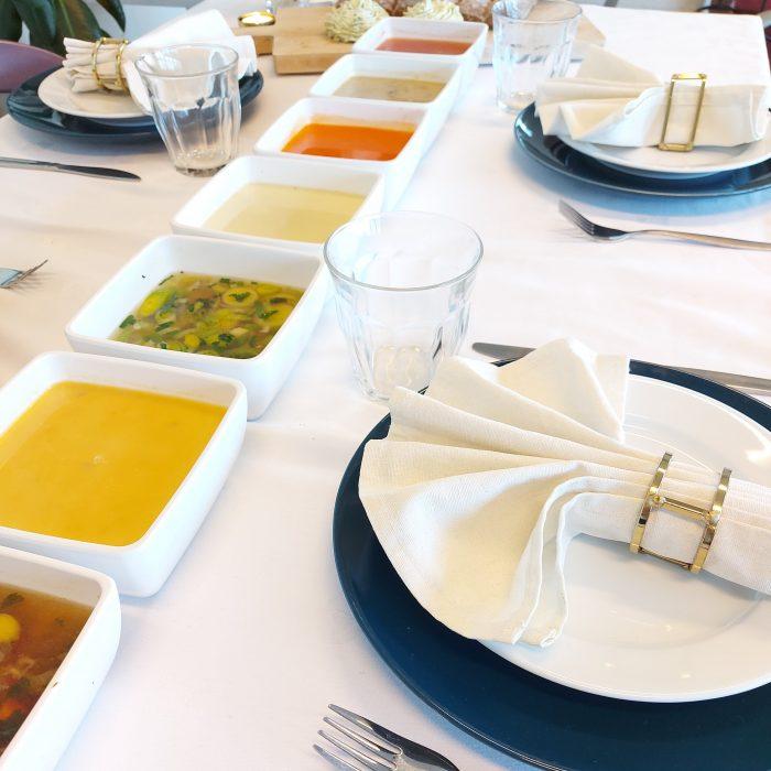 Huisgemaakte soepen