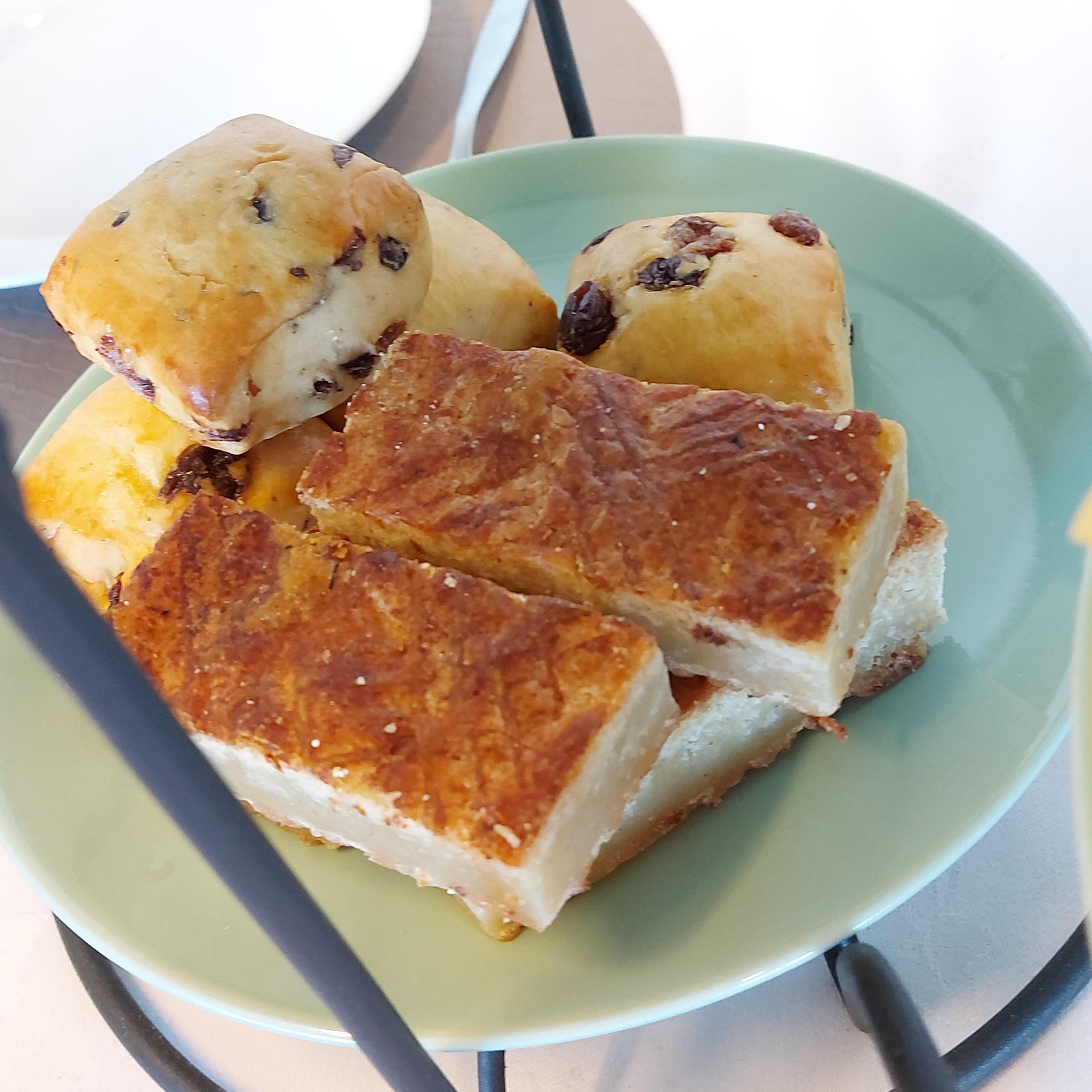 Boterkoek en scones